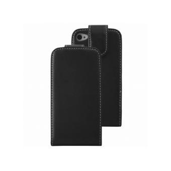 Etui a rabat avec miroir interieur compatible iphone 4 4s for Interieur iphone