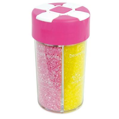 Image du produit Boîte de sucres décoratifs paillettes