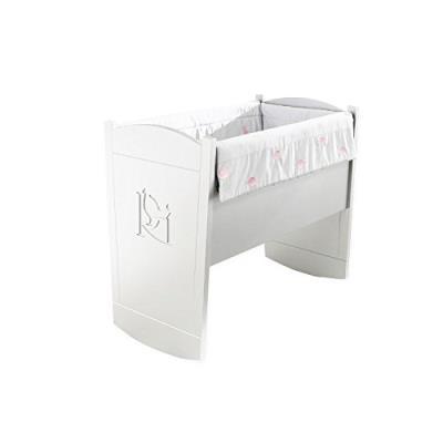 Mini berceau à bascule Piscis Blanc pour 270€