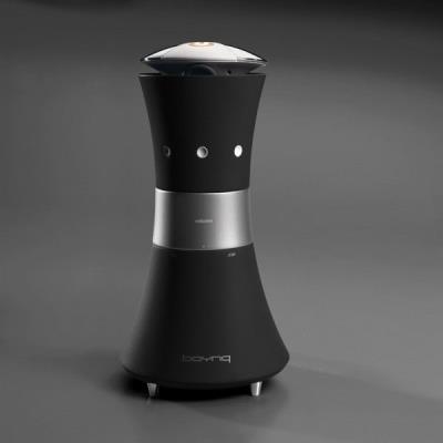 Webcam, haut-parleurs et micro intégrés L´outil de communication 3 en 1 : le son et la vidéo pour votre ordinateur ! La gamme BOYNQ ALIBI introduit une nouvelle génération de haut-parleurs multifonction 3 en 1, qui vous connecte à un nouveau monde de son