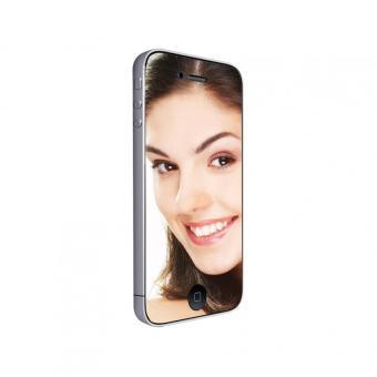 2 protections cran iphone 4 effet miroir achat prix for Effet miroir photo iphone