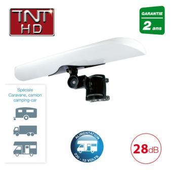 Antenne caravane TNTHD 28dB