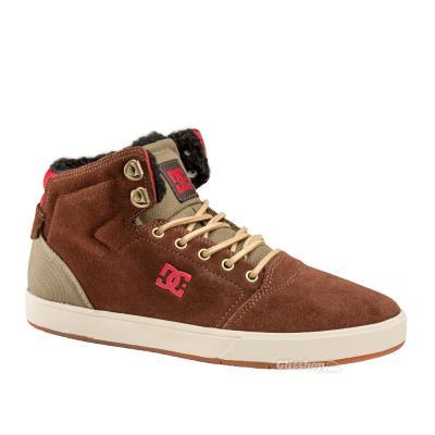Skate Shoes Dc Crisis High Cgn pour 88€