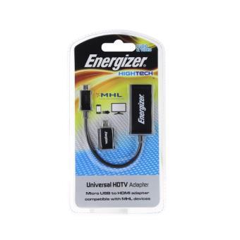 mp ADAPTATEUR MHL HIGHTECH UNIVERSEL MICRO USB VERS HDMI ENERGIZER LCAEHMHLUNIV w