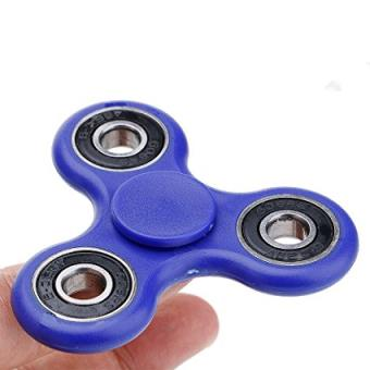 fidget hand spinner bleu tri spinner kinsell achat prix fnac. Black Bedroom Furniture Sets. Home Design Ideas