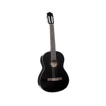 pack yamaha c40bl noire guitare classique housse accordeur et repose pied top prix fnac. Black Bedroom Furniture Sets. Home Design Ideas