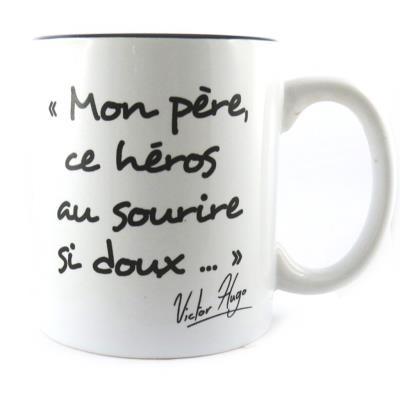 Image du produit Les Trésors De Lily [M5718] - Mug tendresse ´Mon Papa ce héros . . . ´