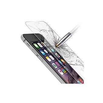 film cran iphone 6 6s verre tremp duret 9h haute transparence achat prix fnac. Black Bedroom Furniture Sets. Home Design Ideas