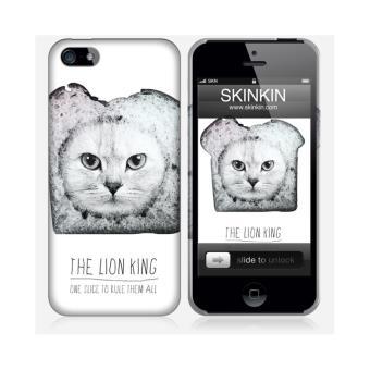 coque iphone 5 et 5s de chez skinkin design original lion king par julien kaltnecker achat. Black Bedroom Furniture Sets. Home Design Ideas