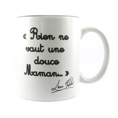 Image du produit Les Trésors De Lily [M5719] - Mug tendresse ´Rien de vaut une douce Maman . . . ´