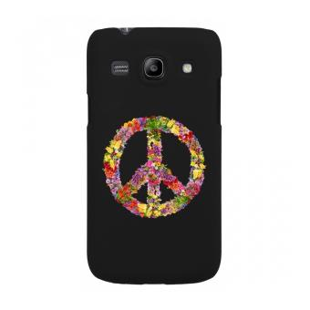 coque pour samsung galaxy a3 sm a300f impression motif peace and love achat prix fnac. Black Bedroom Furniture Sets. Home Design Ideas