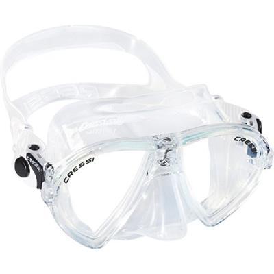 Cressi Ocean Masque De Snorkeling Plongée Chasse Sous-marine Clear pour 35€