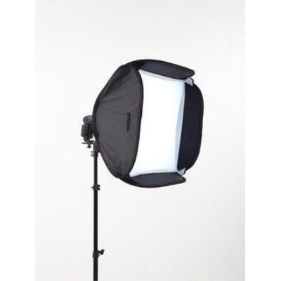 Lastolite Joe Mcnally Ezybox Hotshoe Réflecteur 54 X 54 Cm Blanc pour 135€