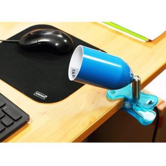 lampe de bureau clipsable bleu achat prix fnac. Black Bedroom Furniture Sets. Home Design Ideas