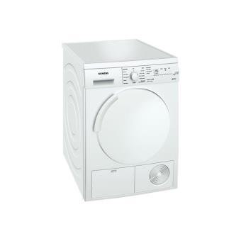 siemens iq500 wt44e308ff s 232 che linge chargement frontal pose libre blanc achat prix fnac