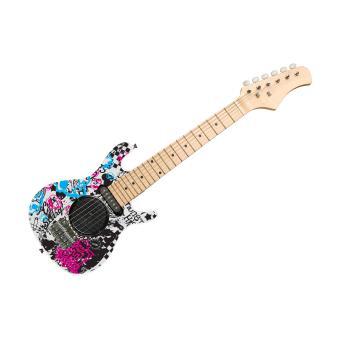 lexibook guitare electrique monster high achat prix. Black Bedroom Furniture Sets. Home Design Ideas