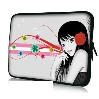 Housse ordinateur portable 17 pouces l 39 amoureuse achat for Housse 17 pouces