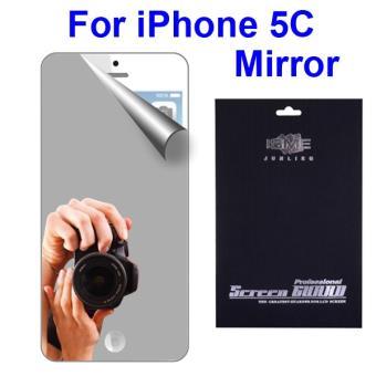 Film iphone 5 5c 5s protection effet miroir achat for Effet miroir photo iphone