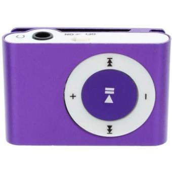 lecteur baladeur mp3 nanoflash x 4go violet achat prix. Black Bedroom Furniture Sets. Home Design Ideas