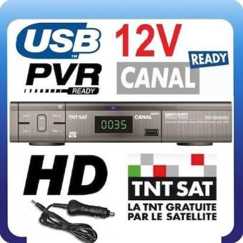 d modulateur satellite tntsat 12v 220v camping hd achat prix fnac. Black Bedroom Furniture Sets. Home Design Ideas