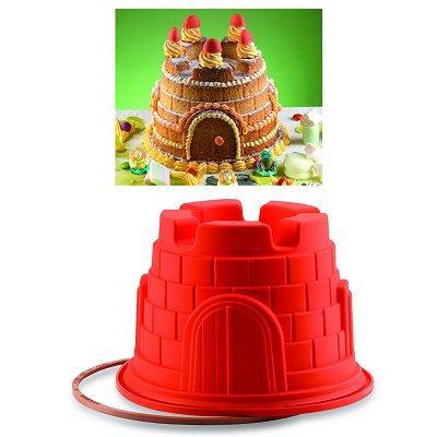 Image du produit Moule en silicone - Moule Celebrate : Château
