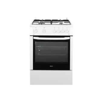 beko css63110dw cuisini re mixte classe a blanc achat prix fnac. Black Bedroom Furniture Sets. Home Design Ideas