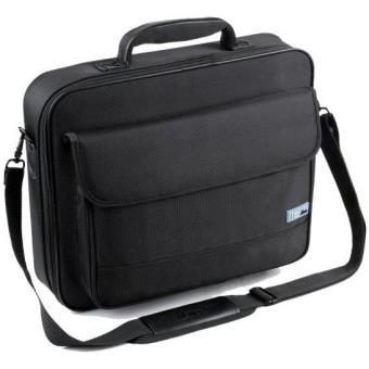sacoche en nylon noir 1680d pour ordinateur portable 17 17 3 pouces achat prix fnac. Black Bedroom Furniture Sets. Home Design Ideas