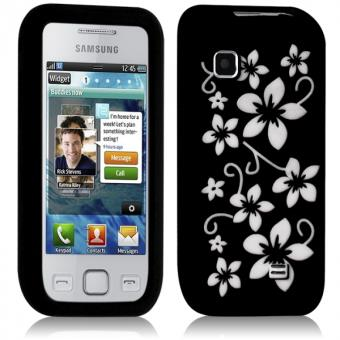 Housse tui coque silicone pour samsung wave 575 couleur for Housse samsung wave