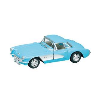 vieille voiture de collection en m tal bleue ciel achat prix fnac. Black Bedroom Furniture Sets. Home Design Ideas