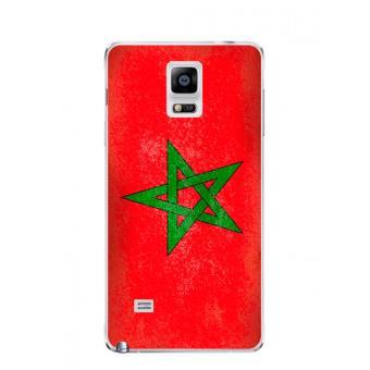 coque drapeau maroc vintage pour samsung galaxy note 4 coq0100 06 8 achat prix fnac. Black Bedroom Furniture Sets. Home Design Ideas