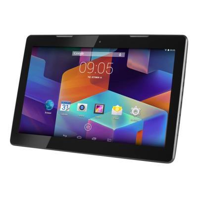 Grâce à son écran à activation tactile, cette tablette ultralégère intégrant une connectivité sans-fil apporte une nouvelle dimension à la portabilité PC. Mince, légère et dotée d´un écran couleur de 10,1 pouces à haute résolution, la tablette de Hannspre