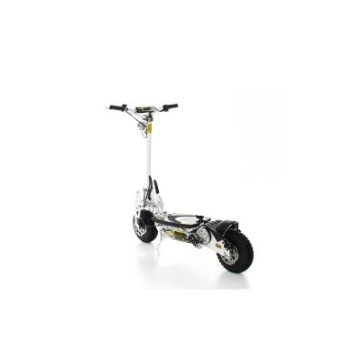 mp Sxt  Turbo Trottinette Electrique Blanc Lithium Lifepo V Ah w