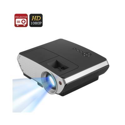 Principales caractéristiques... projecteur à LED avec le soutien 1080P est idéal pour les jeux et les films amateurs images de projection de 50 à 140 pouces vous permettent de créer une expérience cinématographique dans votre salon 2000 Lumen et 1500: 1 r