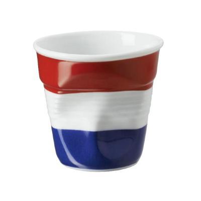 Image du produit 6 tasses froissées expresso drapeau du Pays-Bas Revol 8 cl