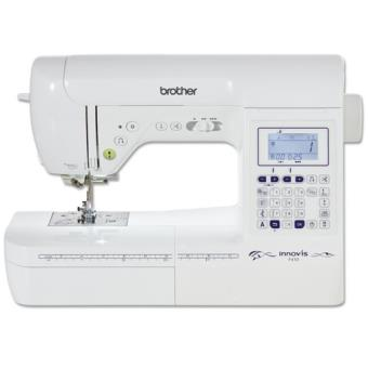 Machine coudre brother innovis f410 achat prix fnac for Machine a coudre 93
