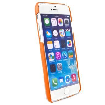 coque moleskine apple iphone 5 5s orange achat prix fnac. Black Bedroom Furniture Sets. Home Design Ideas
