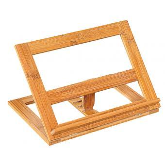 support livre de cuisine en bambou porte livre de recettes achat prix fnac. Black Bedroom Furniture Sets. Home Design Ideas