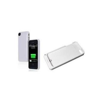 batterie coque iphone 5 5s 2200 mah blanc achat prix fnac. Black Bedroom Furniture Sets. Home Design Ideas
