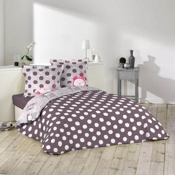 parure de couette 240x220 lulu forever achat prix fnac. Black Bedroom Furniture Sets. Home Design Ideas