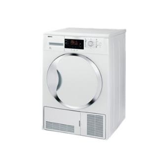 Beko dcu 930 s che linge chargement frontal pose libre blanc achat prix fnac - Duree sechage seche linge ...