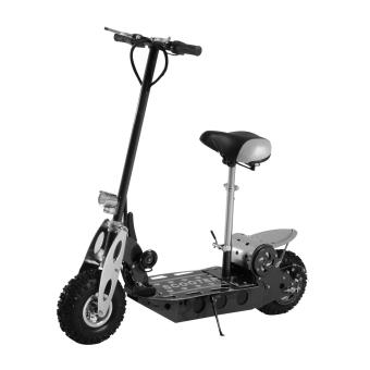 trottinette lectrique deux roues utilisateur les adultes avec frein main cale pied puissance. Black Bedroom Furniture Sets. Home Design Ideas
