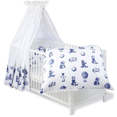 Pinolino - Set de lit Dolls & Toys bleu pour 170€