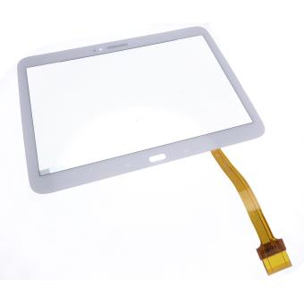 mp Ecran vitre tactile blanc Samsung Galaxy TAB  P w