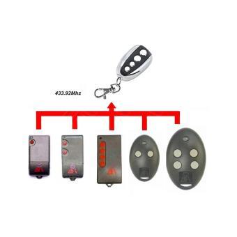 T l commande universelle 433 mhz porte de garage for Achat telecommande porte garage