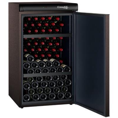 Cave à vin Mono-Température de 12°C (± 2 °C ajustable) de vieillissement de moyenne capacité. Cette version équipée d´une porte pleine garantit le maintien de vos vins dans une obscurité totale. Elle permet de les faire vieillir dans des conditions optima