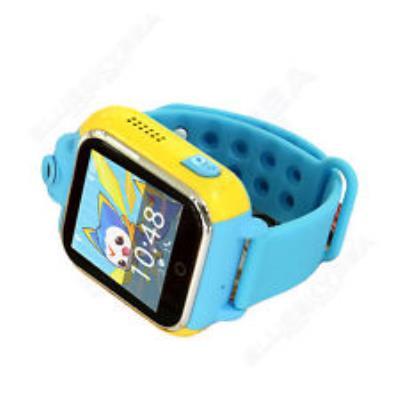 Montre connectée pour enfant multifonctions traçeur gps, jeux, horloge, chronomètre, lecteur vidéo, appareil photo... prend une carte SIM