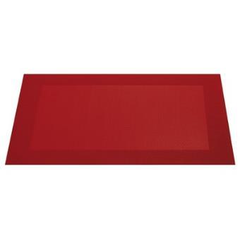 Set de table plastique rouge achat prix fnac - Set de table design plastique ...