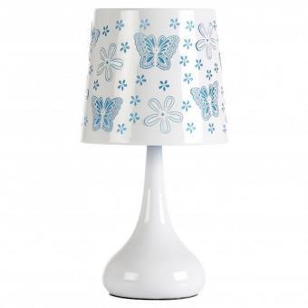 lampe touch 40w avec variateur d intensit lumineuse bleu achat prix fnac. Black Bedroom Furniture Sets. Home Design Ideas
