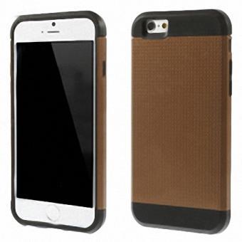 iphone 6 coque plastique tpu marron achat prix fnac. Black Bedroom Furniture Sets. Home Design Ideas