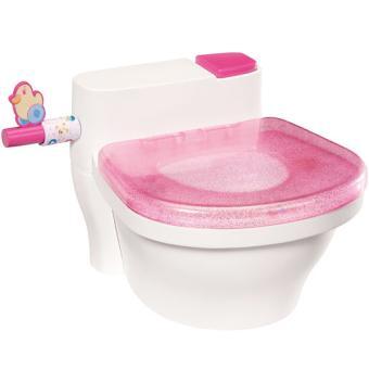 817764 toilette interactif accessoire pour poupom accessoire